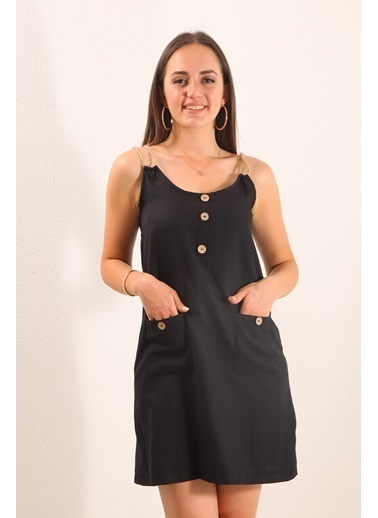 Reyon Kadın Pamuklu Asimetrik Kesim Tunik Sweat Gri Siyah